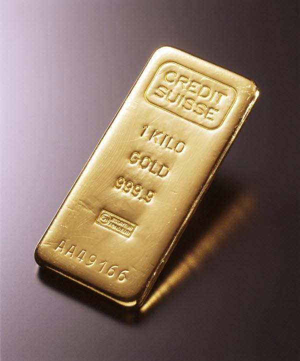 金地金のバー