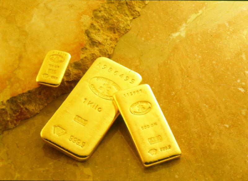 金地金の写真