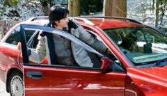 自動車の触媒