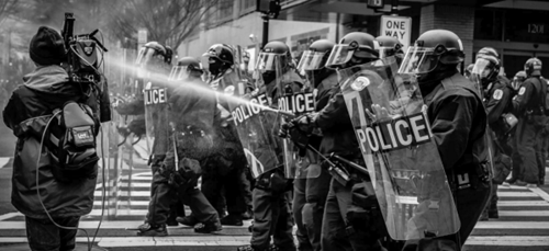 暴動や戦争