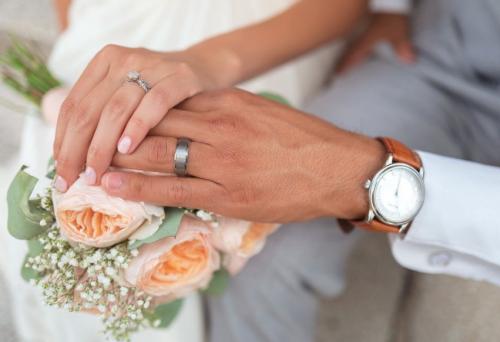 プラチナは結婚指輪