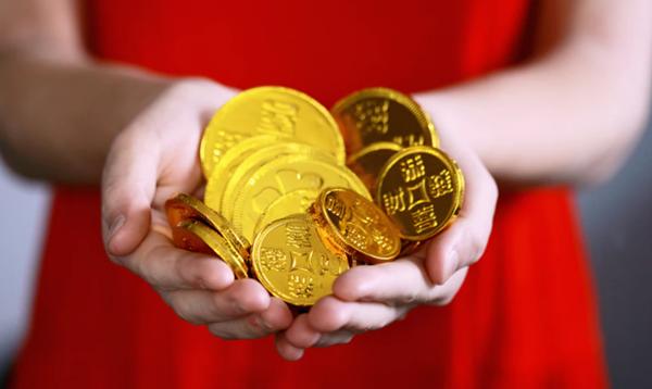 金貨の効果